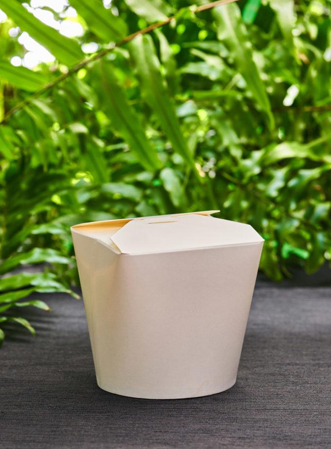 ekologiczne pudełko papierowe