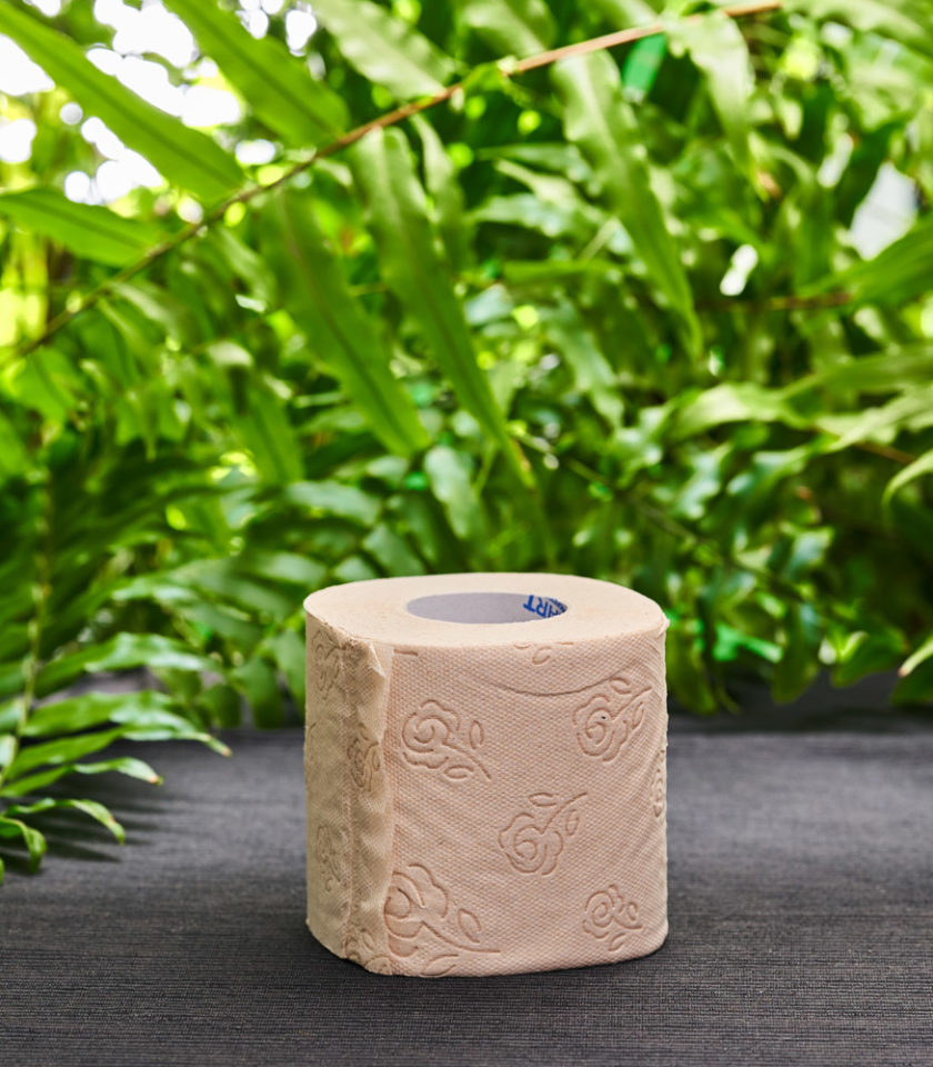 ekologiczny papier toaletowy